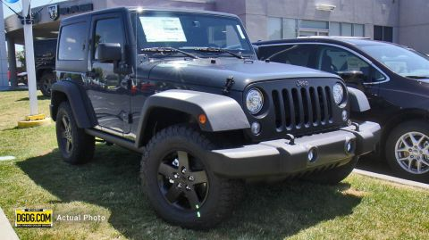 New Jeep Wrangler Big Bear