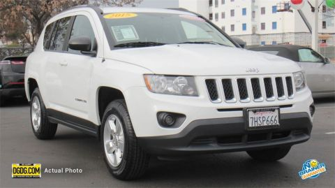 Certified Used Jeep Compass Sport