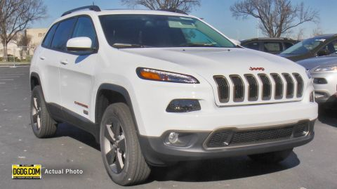 New Jeep Cherokee 75th Anniversary Edition