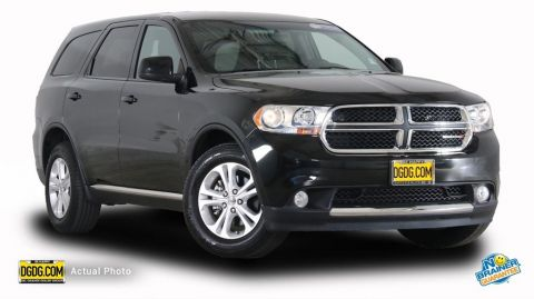 Certified Used Dodge Durango SXT