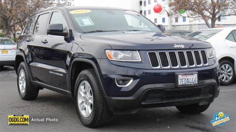 Certified Used Jeep Grand Cherokee Laredo