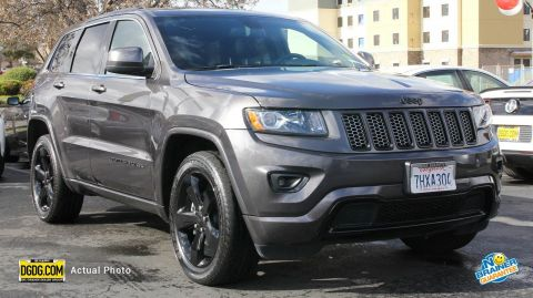 Certified Used Jeep Grand Cherokee Altitude