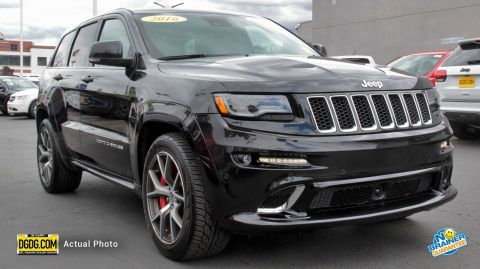 Certified Pre-Owned 2016 Jeep Grand Cherokee SRT