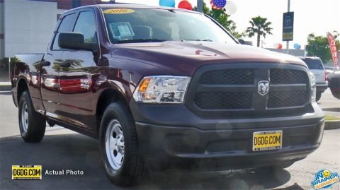 Certified Used Ram 1500 Tradesman