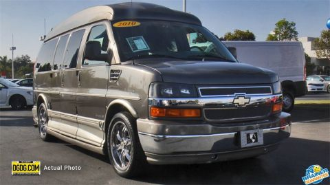Used Chevrolet Express 1500 Van Conversion