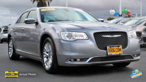 Certified Pre-Owned 2016 Chrysler 300C 300C