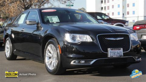 Certified Used Chrysler 300C Base