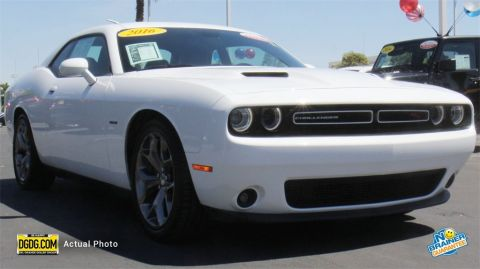 Certified Used Dodge Challenger R/T