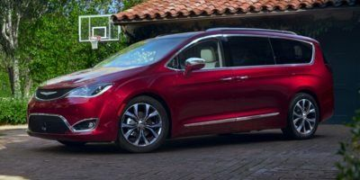 New Chrysler Pacifica L