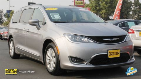 Certified Used Chrysler Pacifica Touring L