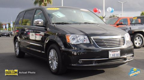 Certified Used Chrysler Town & Country Limited