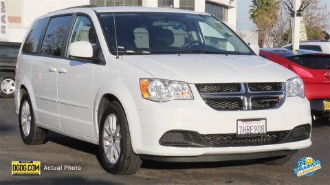 Certified Used Dodge Grand Caravan SXT