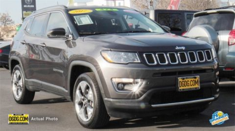 Certified Used Jeep New Compass Limited