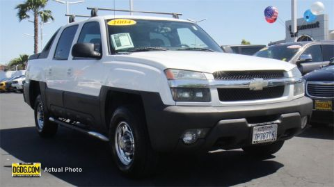 Used Chevrolet Avalanche 2500