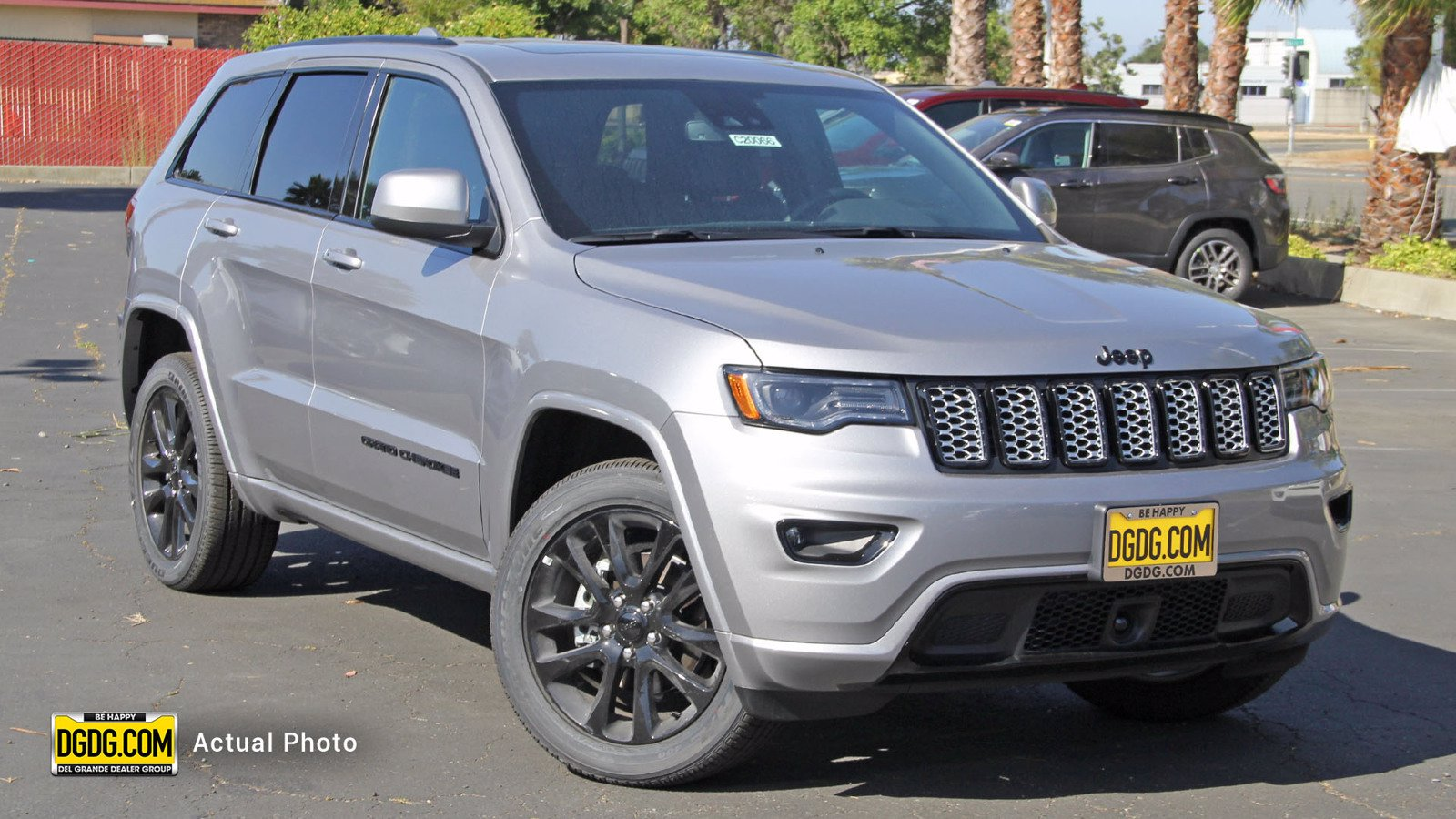New 2020 Jeep Grand Cherokee Altitude Sport Utility In Newark