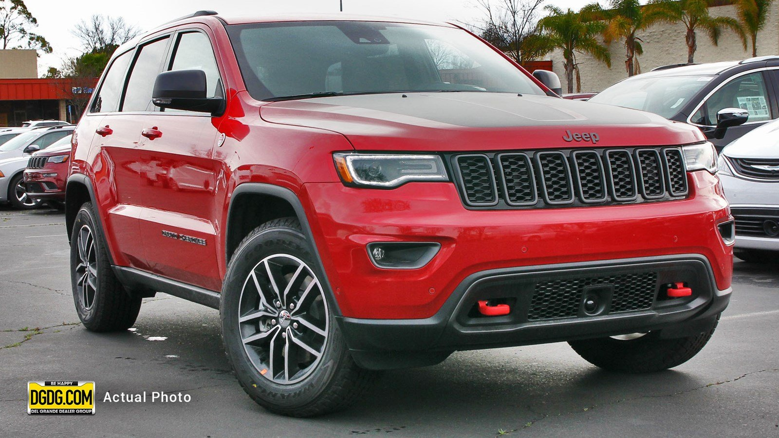New 2018 Jeep Grand Cherokee Trailhawk Sport Utility In Newark 2011 Leveling Kit
