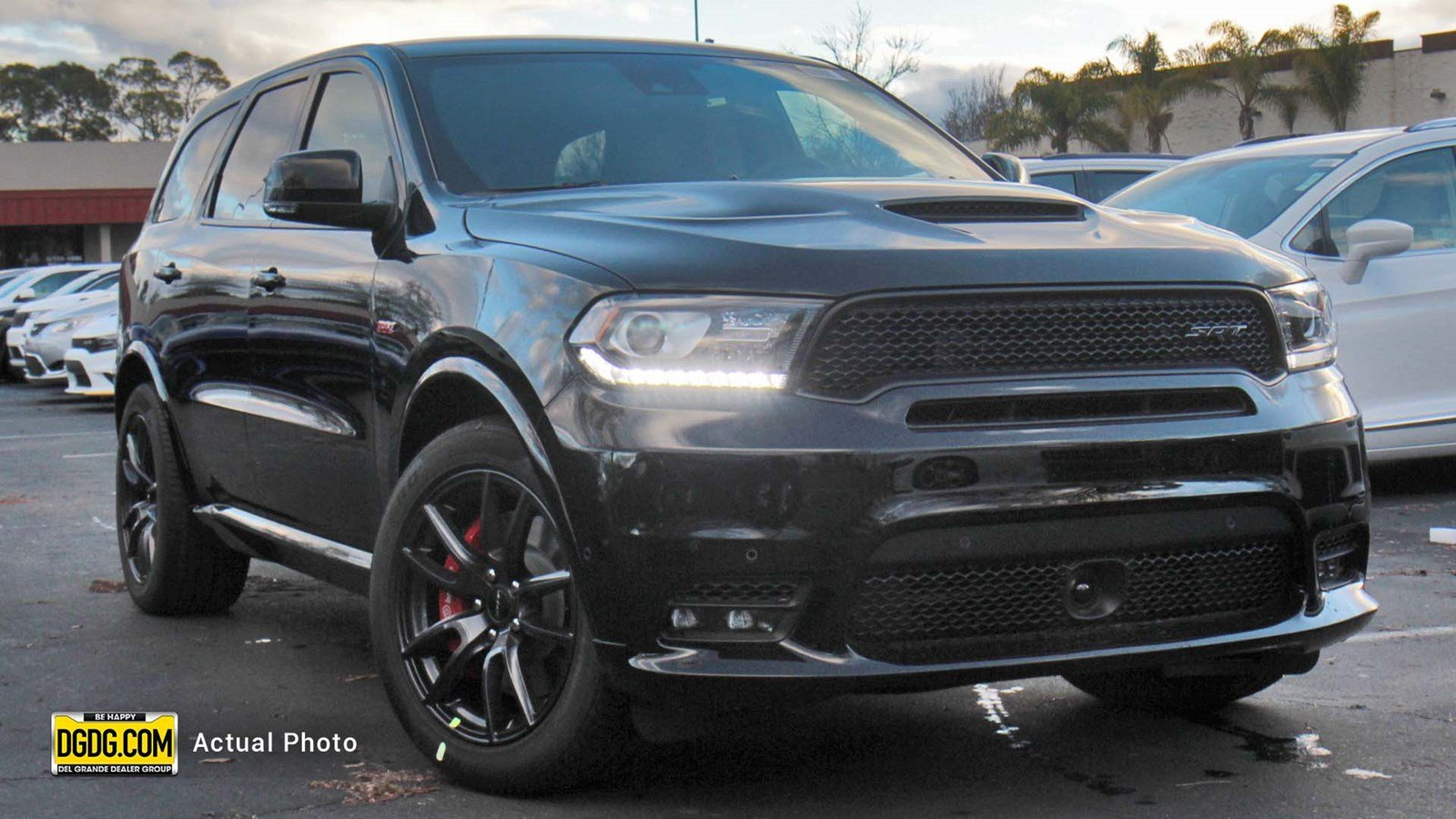new 2018 dodge durango srt sport utility in newark d11225 fremont