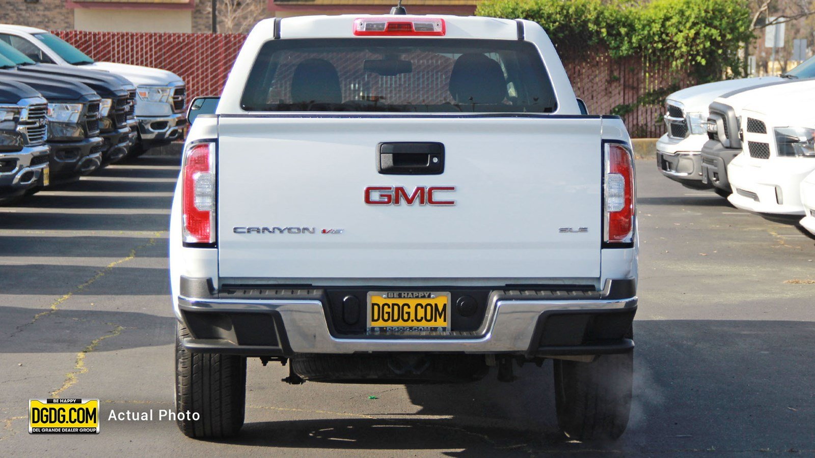 Pre-Owned 2019 GMC Canyon SLE1