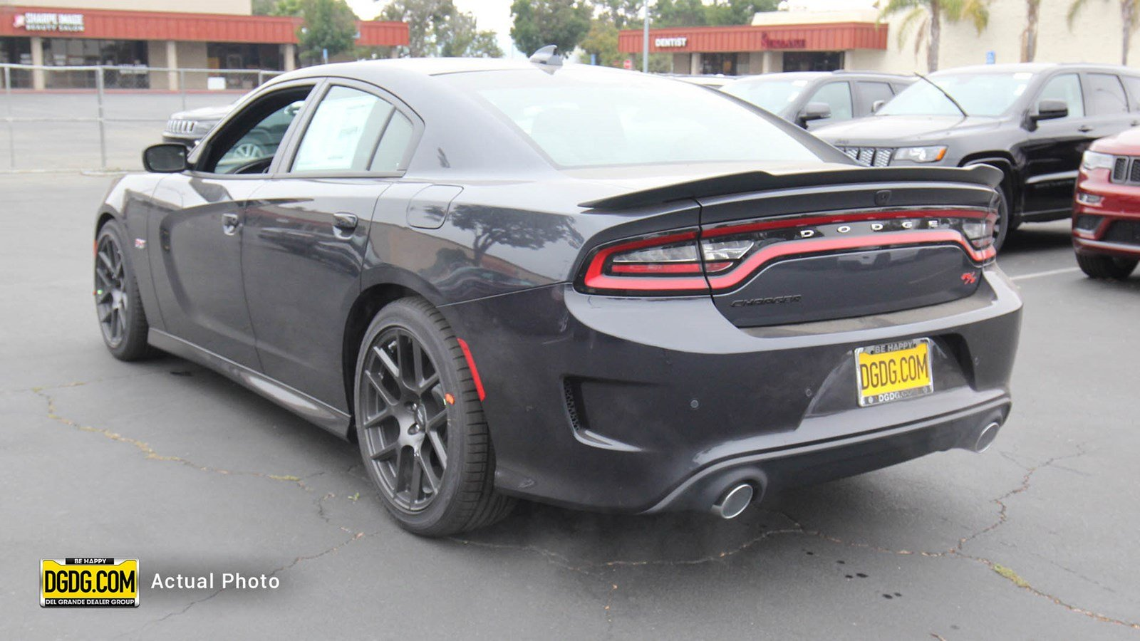 New 2018 Dodge Charger R T Scat Pack 4dr Car In Newark
