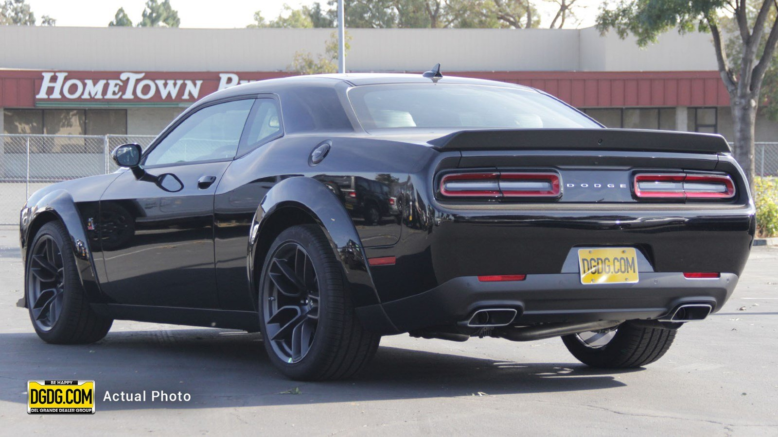 New 2019 DODGE Challenger R/T Scat Pack Widebody