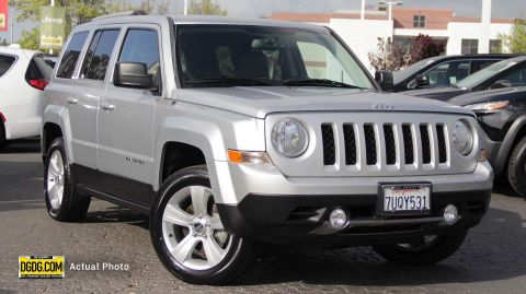 2014 JEEP PATRIOT LIMITED FWD 4D SPORT UTILITY