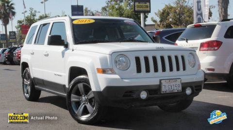 Certified Pre-Owned 2015 Jeep Patriot High Altitude