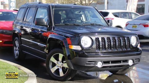 2016 JEEP PATRIOT HIGH ALTITUDE FWD 4D SPORT UTILITY