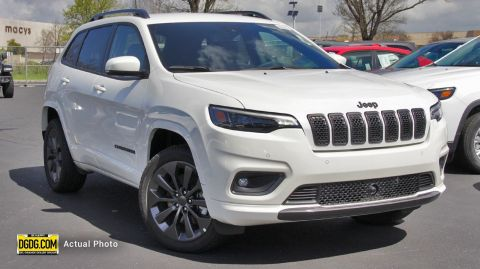 NEW 2019 JEEP CHEROKEE HIGH ALTITUDE FWD