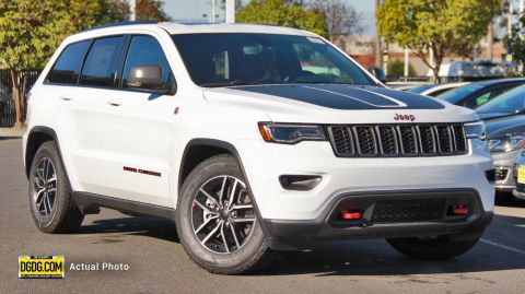NEW 2020 JEEP GRAND CHEROKEE TRAILHAWK® 4X4