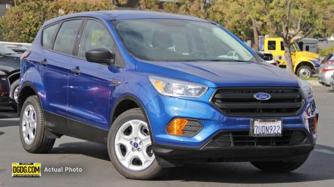 2017 FORD ESCAPE S FWD 4D SPORT UTILITY