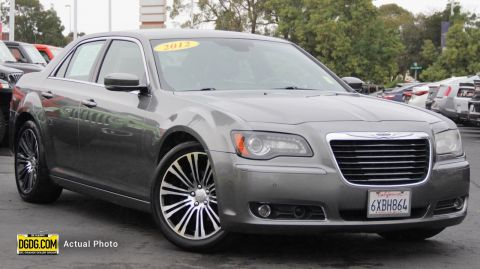 2012 CHRYSLER 300 S WITH NAVIGATION