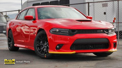 NEW 2019 DODGE CHARGER R/T SCAT PACK RWD