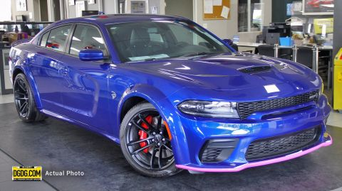 New 2020 DODGE Charger SRT Hellcat