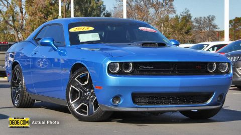 2015 DODGE CHALLENGER R/T RWD 2D COUPE