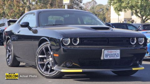 Certified Pre-Owned 2020 Dodge Challenger GT