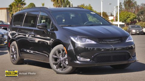 NEW 2020 CHRYSLER PACIFICA 35TH ANNIVERSARY LIMITED