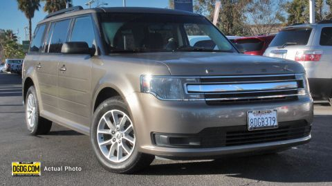 Pre-Owned 2013 Ford Flex SE
