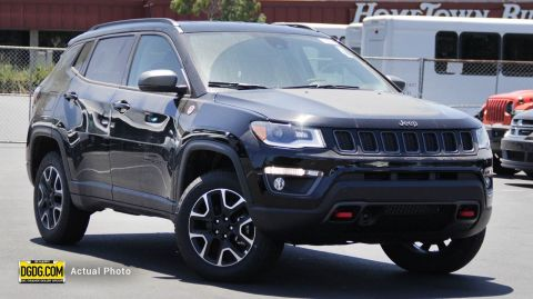 NEW 2019 JEEP COMPASS TRAILHAWK® 4X4