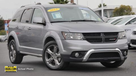 2015 DODGE JOURNEY CROSSROAD FWD 4D SPORT UTILITY