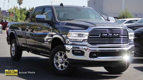 NEW 2019 RAM 3500 LARAMIE CREW CAB 4X4 8' BOX