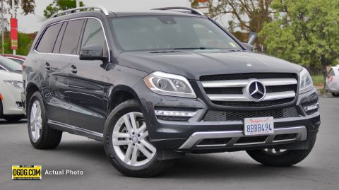 Pre-Owned 2014 Mercedes-Benz GL-Class GL 350