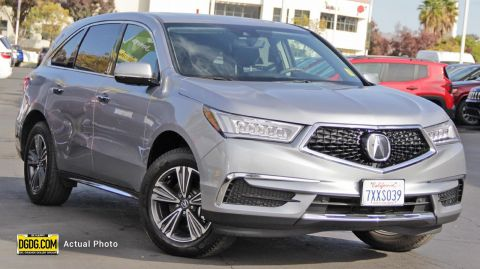 2017 ACURA MDX 3.5L FWD 4D SPORT UTILITY