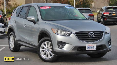 2016 MAZDA CX-5 TOURING FWD 4D SPORT UTILITY