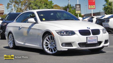 2011 BMW 3 SERIES 328I RWD 2D CONVERTIBLE
